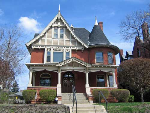 Gothic style st paul real estate blog for Home style descriptions