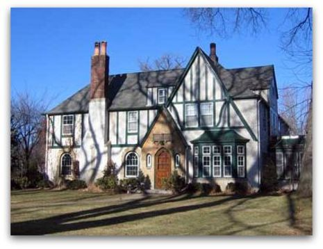 Colonial or tudor what evah st paul real estate blog for Tudor colonial style home