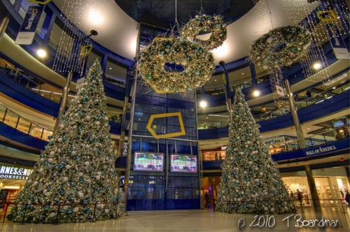 mall of america - Mall Of America Christmas Decorations