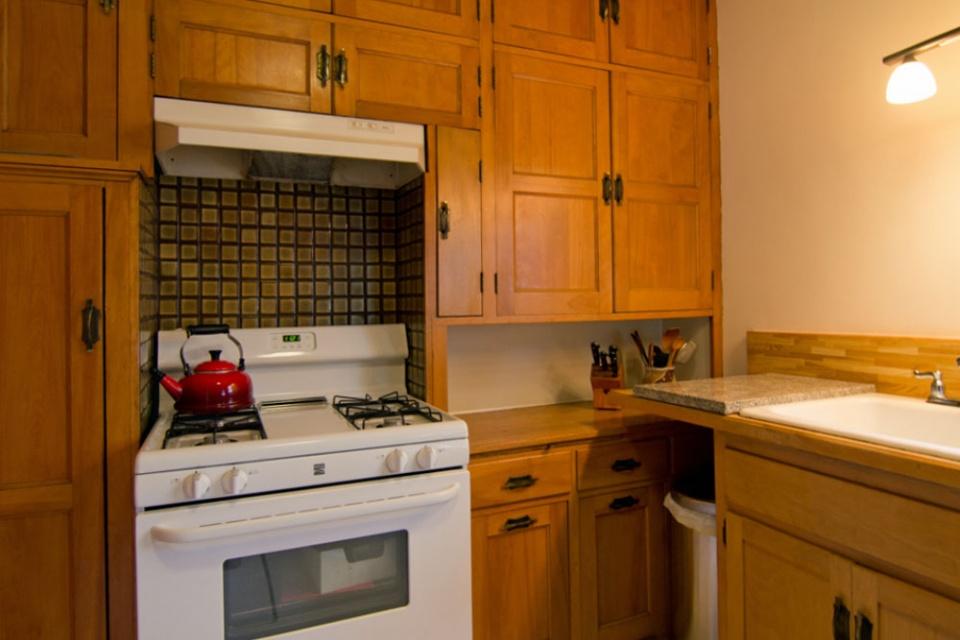 Tiny Bungalow Kitchen St Paul Real Estate Blog
