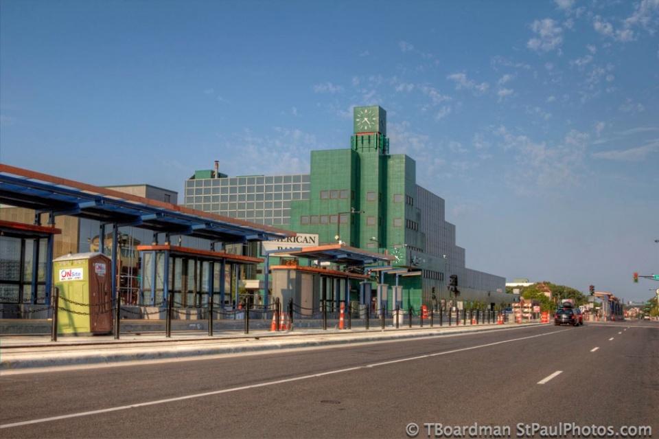 Lrt Construction Update University Avenue