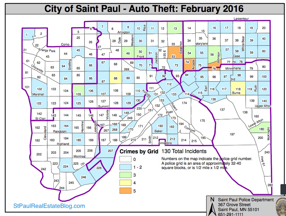 Crime in the saintly city St Paul Real Estate Blog