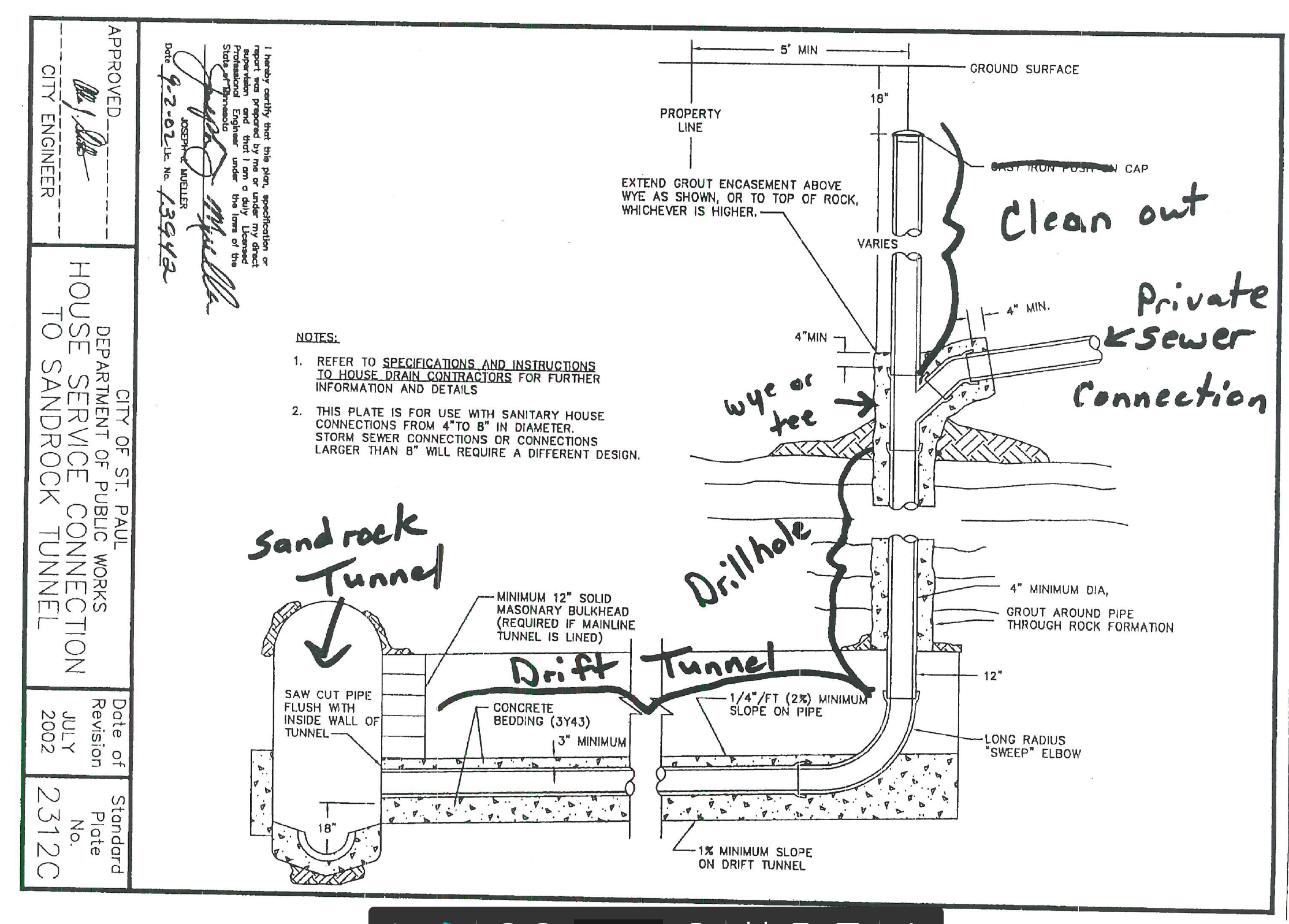 sewers and septic systems