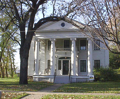 dotage st louis the poor fate of the st louis greek revival